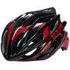Kask Mojito16 Helm schwarz/rot